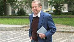Havel natočí pro zelené volební spot. Vysílat se bude na YouTube