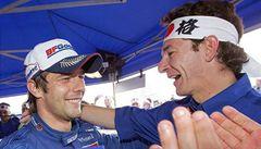 Loeb překonal Sainzův rekord