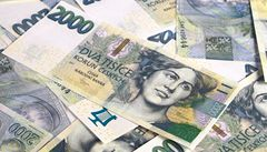 Česká koruna poprvé od ledna 2015 zpevnila pod 23 korun za dolar