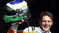 Fisichella se dočká splnění svého snu, v Monze pojede za Ferrari
