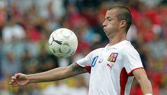 Fotbalista Václav Svěrkoš se oženil, gratulovalo mu mnoho hvězd