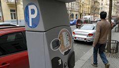 Nový systém parkování v Praze. Platit bude od roku 2015