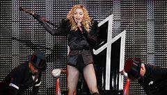 Madonna trumfla svůj rekord, za turné vydělala 408 milionů dolarů