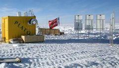 Ledová poušť láká astronomy ke stavbě výkonného dalekohledu