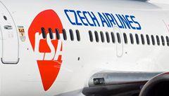 ČSA mění strategii Click4Sky, ruší jednotnou cenu letenek