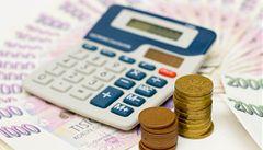 Přebytek státního rozpočtu v březnu stoupl na 4,7 miliardy korun