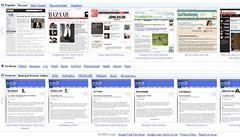 Google umožní listovat zprávami na webu jako tištěným časopisem