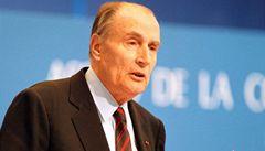 Sjednocené Německo bude horší než Hitler, obával se Mitterrand