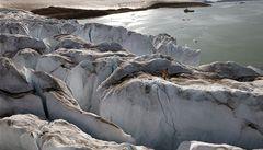 Grónské ledovce loni tály nejvíc za posledních třicet let