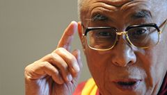 Dalajlama varuje Indii: kvůli tání ledovců ubývá vody