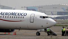 Únos letadla v Mexiku byl prý dílem náboženského fanatika z Bolívie