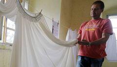 Zámek vystavuje repliky stovky let starého spodního prádla