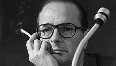 Chirac nesmí mít na přebalu svých pamětí v ruce cigaretu