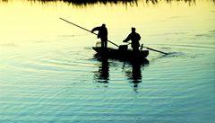 Rybařit pod Spolanou je nebezpečné. Ryby jsou plné rtuti