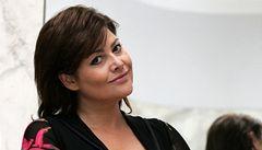 Zpěvačka Csáková chce do sněmovny. Kandidovat bude za blok poslance Volného