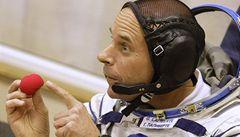 Ve vesmíru je první klaun, ruský Sojuz míří k ISS
