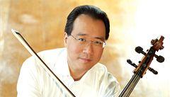 Slavný violoncellista Yo-Yo Ma zahraje na jaře v Praze