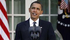 Obama je z Nobelovy ceny míru překvapen, je to pro něj prý výzva