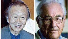 Nobelova cena za fyziku za optická vlákna a digitální obraz