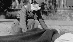 Španělská chřipka škodila už v děloze