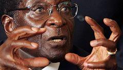 Tady je Mugabeho, soptí Mugabe