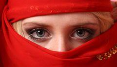 Italská Liga severu chce zakázat nosit burky. Hrozí vězením a pokutou