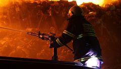 Požár bytu na Opavsku si vyžádal jednu oběť a tři zraněné