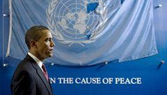 Nobelova cena pro Obamu: proti byli tři z pěti porotců