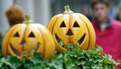 Američané se vzali ve stylu duchařského svátku Halloween