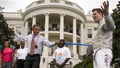 Podívejte se: Američané parodují Obamovu Nobelovu cenu