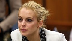 Lohanová si trest 'odsedí' doma, rozhodl soud