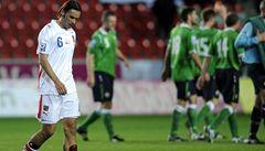 Ostudná blamáž. Češi prohráli i s Ázerbájdžánem 0:2