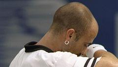 Šéf antidopingové agentury chce Agassiho trestat. Za lhaní