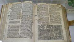 Bible včera, dnes a zítra, ale taky pozítří a v úterý v Chrudimi