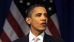 Obama se bude připravovat na konferenci v Kodani s Al Gorem