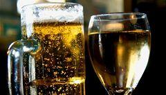 Čtvrtina Čechů by si podle průzkumu za kvalitní pivo a víno připlatila