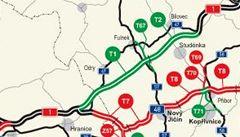 Dálnice spojí Prahu s Ostravou 25. listopadu, bude-li mít ministr čas