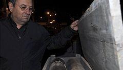 Izraelci přepadli nákladní loď a zabavili íránské zbraně pro Hizballáh