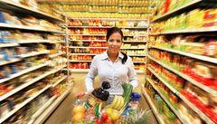 Nealko a potraviny jsou v Česku páté nejlevnější z celé EU