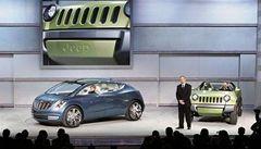 Obamova studená sprcha: Chrysler ruší vývoj elektromobilů