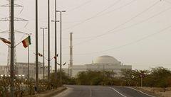 Rusko chce spustit jaderný reaktor v Íránu v březnu 2010