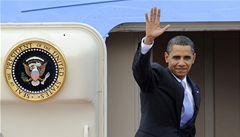 Obama vyvrátil spekulace, do Prahy příští týden nepřijede