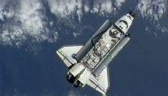 Raketoplán Atlantis se spojil s Mezinárodní vesmírnou stanicí