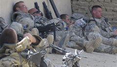 USA v Afghánistánu: Vojáci potřebují odborníky na duševní zdraví
