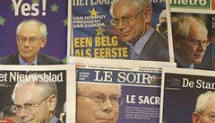 Herman Van Rompuy? Promarněná příležitost pro Evropu