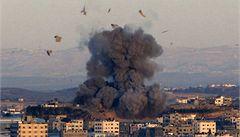 Izrael zahájil pozemní ofenzivu do pásma Gazy