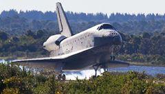 Raketoplány budou levně k mání. NASA chce jen 520 milionů korun