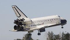 Poslední letošní mise raketoplánu byla úspěšná