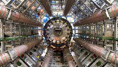 Vědci z CERN doufají, že se jim podaří objevit 'temnou hmotu'