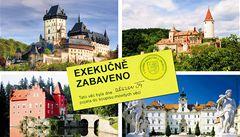 Nejvýznamnější české památky jsou od března v exekuci